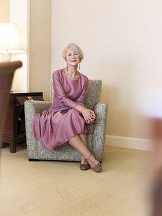 【ELLE】Helen Mirren|ヘレン・ミレン|エル・オンライン