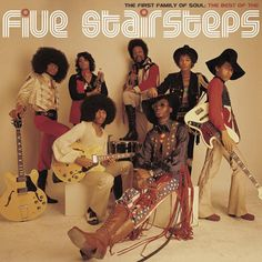 The Five Stairsteps from Chicago early 70's