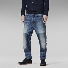 G-Star RAW — Type C 3d Loose Tapered - Men - Jeans