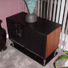 Music Box X-66 The Hammond, Buffet, Cabinet, Storage, Box, Music, Furniture, Collection, Home Decor