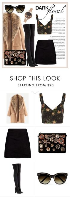 """""""Untitled #31"""" by alisonlawrence-1 ❤ liked on Polyvore featuring Vilshenko, Boohoo, Steve Madden, adidas Originals, Chloé and Olivia Burton"""