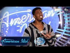 "Marcio Donaldson auditions for American Idol in front of Judges Katy Perry, Luke Bryan and Lionel Richie with ""Jealous"" by Labrinth. See more of American Ido. Talent Show, America's Got Talent, American Idol, Celebrity Couples, Celebrity Photos, Singing Competitions, Show Dance, Lionel Richie, Royal Babies"