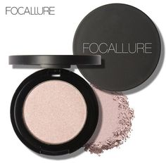 FOCALLURE Magic Highlighter Powder #highlighter #powder #magic #compact #affordable #quality