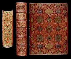 Binding by Le Gascon, Officium Beatae Mariae Virginis, Anvers, Plantin
