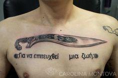 Alejandro magno I Tattoo, Tattoo Quotes, Fish Tattoos, Alexander The Great, Inspiration Tattoos, Quote Tattoos