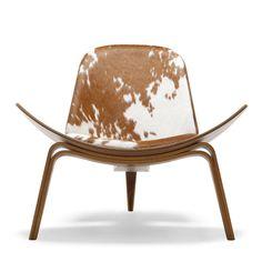 CH07 Shell chair - Lounge Chair by Hans J Wegner - Carl Hansen & Søn
