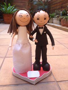 Fofuchas boda