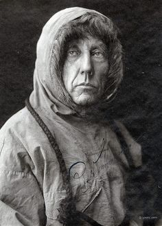 Roald Amundsen by Norwegian Polar Institute, via Flickr   - Explore the World with Travel Nerd Nici, one Country at a Time. http://TravelNerdNici.com