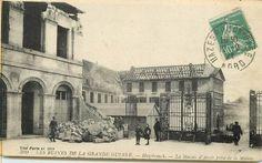 Hazebrouck - La maison d'arrêt pendant la Grande Guerre.