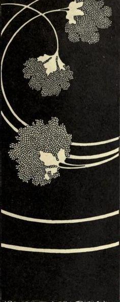 Fringilla or Tales In Verse (1895) Illustrations by Will Bradley