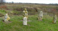Kamyana Mohyla (Stone Grave) - Megalithic Monuments on Waymarking.com