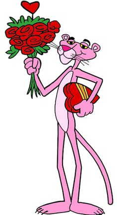 Real Pink Panther Clip Art