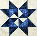 2014 mystery BOM quilt Ooh-Rah from Quilters Newsletter supporting the Quilted in Honor program, a quilting community effort that benefits Operation Homefront. The block patterns were taken from the first 12 issues of Quilters Newsletter.