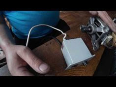 (4) Изменяем обороты электродвигателя с подержкой мощности - YouTube