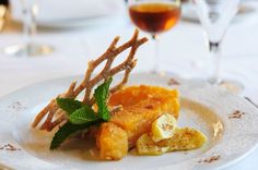 #Foodie Carrot #tart with #Moscatel #wine  #food that will move your bodyform and soul. In #Fatima at Restaurant Convite in Www.hoteldg.com