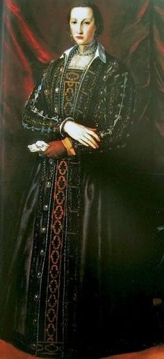 Eleonora di Toledo (1522-1562) in a 1560 painting after Bronzino. Eleonora di Toledo, born Doña Leonor Álvarez de Toledo y Osorio, was a Spanish noblewoman who was Duchess of Florence from 1539-1562. She is credited with being the first modern first lady, or consort.