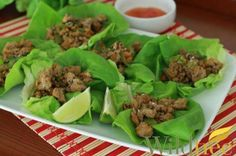 Here is a wonderful idea to use that NEW Asian Spice Blend and Coconut Oil!  Asian Turkey Lettuce Cups. www.mywildtree.com/carmenrice