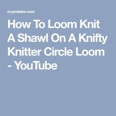 This step-by-step tutorial shows you how to knit a scarf in stockinette stitch with a rectangular loom. In this tutorial you will learn: - How to cast on sti. Loom Knitting Patterns, Crochet Patterns, Scarf Patterns, Loom Scarf, Circle Loom, Round Loom, Knifty Knitter, Body Wraps, Stockinette