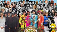 Sgt. Pepper's Lonely Hearts Club Band Full Album (1 June 1967) - The Bea... The Beatles Greatest Hits, Top 10 Albums, George Martin, Sgt Pepper, Inspirational Music, Lonely Heart, Oldies But Goodies, Nyc, Stuffed Peppers