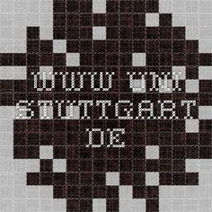 University of Stuttgart: Simulation Technology (mostly german)