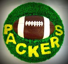 Green Bay Packers Wedding Cake | Packers And Steelers Jerseys Super Bowl Birthday Party Cake Cake ...