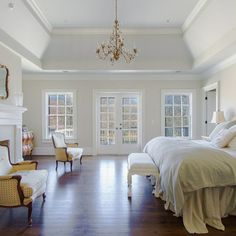 Trey Ceiling Design Ideas, Pictures, Remodel, and Decor - page 7