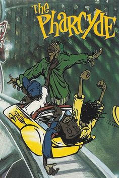 33 Best The Pharcyde Images The Pharcyde For The 90s Hip Hop