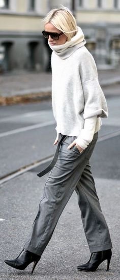 Grey Street Chic Taylor Trousers