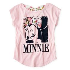 Disney Minnie Mouse Sleeveless Bow Back Tee - Girls 6-16  found at @JCPenney