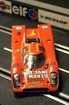 Geile Lackierung - ManicSlots' HOW-TO: Respraying Slot Cars