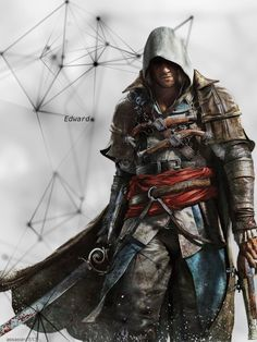 Assassin's Creed IV Black Flag ~ Edward Kenway ~
