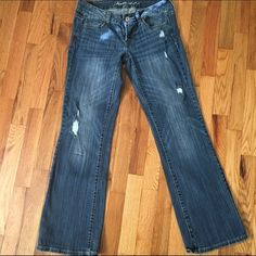 Forever 21 jeans Ladies Forever 21 jeans. Only worn a few times. Forever 21 Jeans Boot Cut