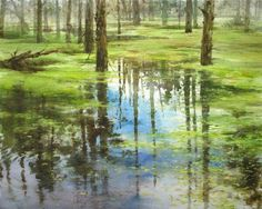 WATERCOLOR by Wu Kuan-te