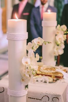 Let us be of great assistance in helping your daytime extra-special with motivational Unification Candles for Wedding, seeking a relevant token for your own personal holy event. Simple Wedding Reception, Simple Weddings, Wedding Day, Wedding Favors, Wedding Venues, Wedding Decorations, Baptism Candle, Religious Ceremony, Centerpieces