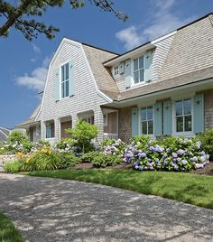 Photos of fine Cape Cod Homes - House at Little Beach - Cape Cod Architects