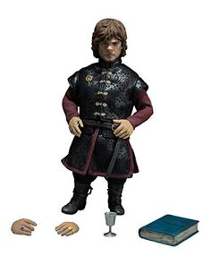 ThreeZero Game of Thrones: Tyrion Lannister Figure (1:6 Scale)