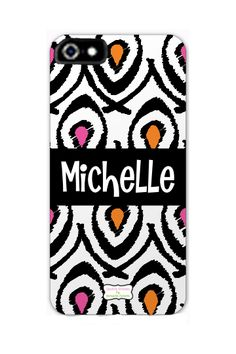 Personalized iPhone 5 case!