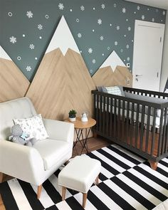 Baby Room Decor Ideas for Small Rooms – Lady's Houses Baby Room Decor Ideas for Small Rooms – Lady & # s Houses Baby Bedroom, Baby Boy Rooms, Baby Room Decor, Baby Boy Nurseries, Nursery Room, Kids Bedroom, Nursery Decor, Fantasy Rooms, Baby Room Design
