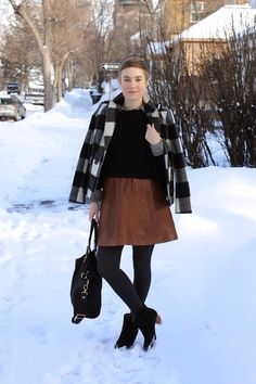Black, white & brown | bureau of chic | uncomplicated style for the 9 to 5
