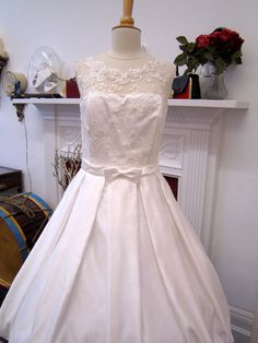 1950s style wedding dresses | Zilpha's blog: 1950s wedding dresses