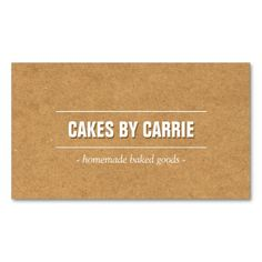 165 Best Business Cards For Catering Companies Chefs And