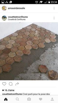 Stepping Stones, Ceramics, Outdoor Decor, Home Decor, Kitchens, Ceramica, Homemade Home Decor, Ceramic Art, Clay Crafts