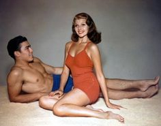 What Rita Hayworth have to say about AGA KHAN,S FAMILY
