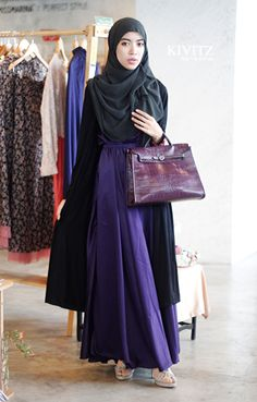 KIVITZ: Maxi Dress & Long Cardigan