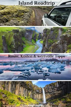 Auf Island, der Insel aus Feuer und Eis, warten unglaubliche Naturspektakel, endlose Weiten und spannende Abenteuer. Was bietet sich also mehr an, als die Insel mit einem Mietwagen zu entdecken? Und damit ihr auch ja kein Highlight verpasst, habe ich euch den perfekten Island Roadtrip zusammengestellt.#island #iceland #travel #spartipps #bucketlist #reisen #natur #nature #nordlichter #wonders #fernweh #roadtrip