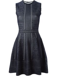 Shop Alexander McQueen jacquard knit dress in Ratti from the world's best independent boutiques at farfetch.com. Shop 300 boutiques at one address.
