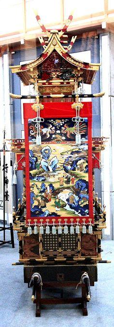 Takayama Festival Float at Takayama Japan. Takayama Japan, East Asian Countries, Japon Tokyo, Japanese Festival, Turning Japanese, Garden Dress, Nippon, Island Nations, Japanese Architecture