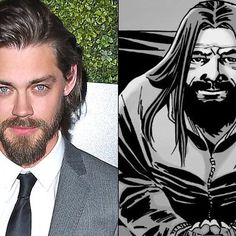 Hot: Jesus speaks! New Walking Dead cast addition Tom Payne gives first interview