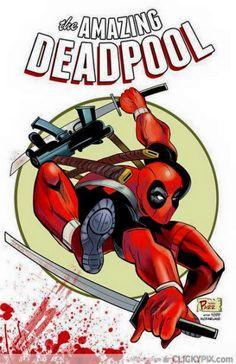 The Amazing Deadpool