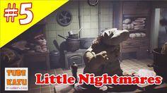 手が  #5  ホラー  KAZUの  Little Nightmares ( リトルナイトメア )  TUBE KAZU  youtu.be/kGN8tjolPB4  #YouTube #ゲーム実況 #ホラー #リトルナイトメア #PS4